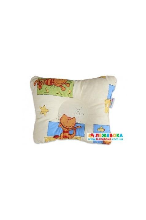 Детская подушка-бабочка с рисунком