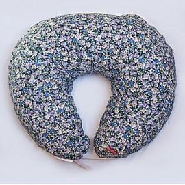 Подушка для беременных и кормления Макошь, лен-коттон (цвета в ассортименте)