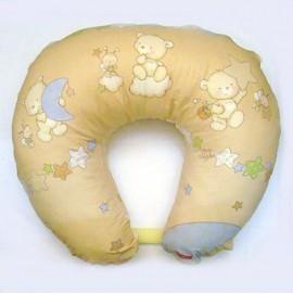 Подушка для беременных и кормления Макошь из бязи (цвета в ассортименте)