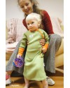Удлиняющийся спальный мешок из шерсти мериноса, MaM ManyMonths