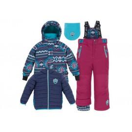 Зимний детский комплект 3в1 Deux par deux арт. J312/764