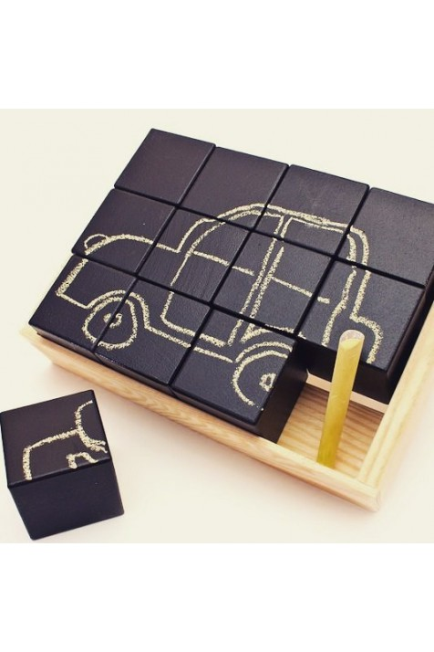 Кубики для рисования