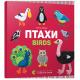Книга Птахи. Birdsі