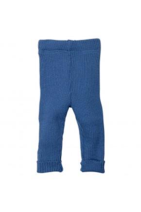 Рейтузы для детей Disana голубые из 100% шерсть мериноса