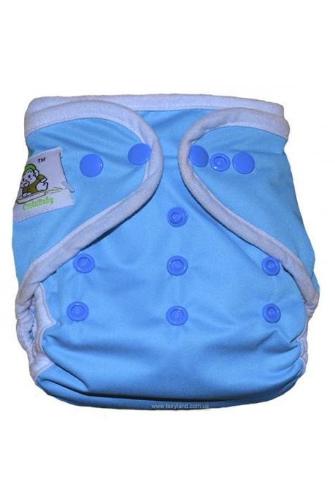 Многоразовый подгузник для новорожденных  Coolababy ЭРГО наносеребро
