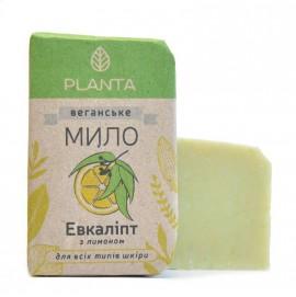 Мыло Planta Эвкалипт с лимоном 100 гр