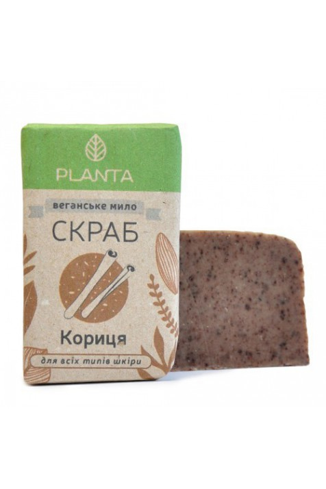 Мылос-краб Planta Корица,100 гр