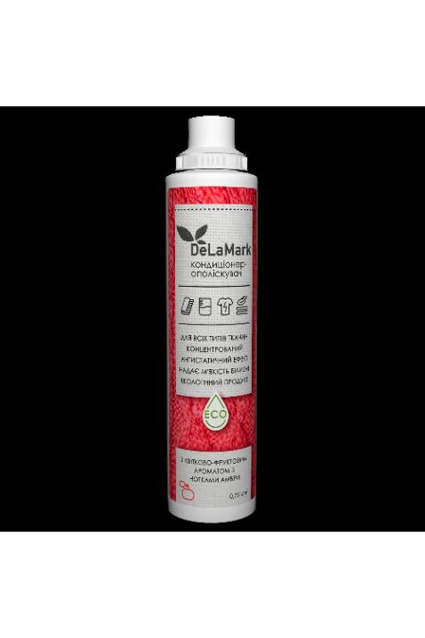 Кондиционер-ополаскиватель DeLaMark c цветочно-фруктовым ароматом 0,75л