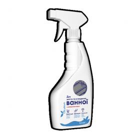 Бесфосфатное средство для мытья ванной De La Mark с ароматом вишни 500 мл