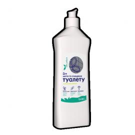 Cредство для мытья туалета De La Mark с ароматом лимона 1,0 л