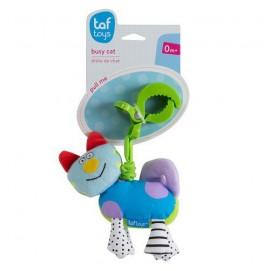 Игрушка-подвеска на прищепке Taf Toys Дрожащий котик