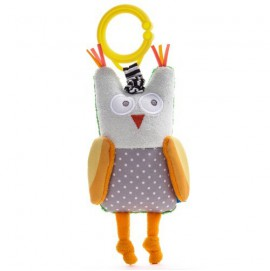 Игрушка-подвеска на прищепке Taf Toys Дрожащая сова