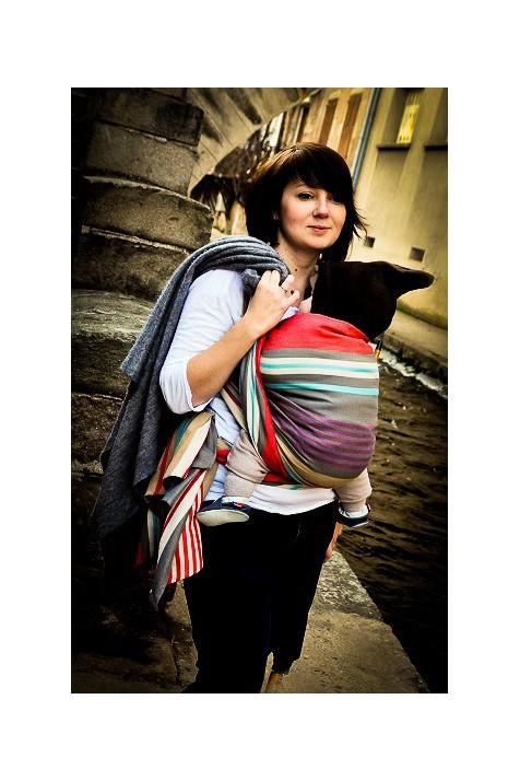 Тканный слинг шарф NEOBULLE Hugo