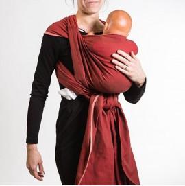 Тканный слинг шарф NEOBULLE Rouge Velours