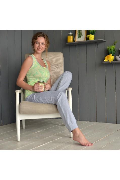 Пижама для беременных и кормящих Мамин Дом Sunshine арт. 24138