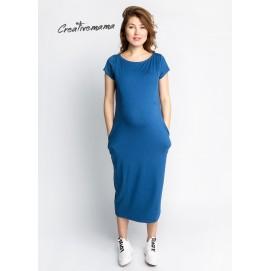 Платье для беременных и кормящих Creative Mama In love