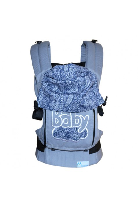 Эрго рюкзак Малышастик Baby