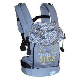 Эрго рюкзак Малышастик Sun Shine