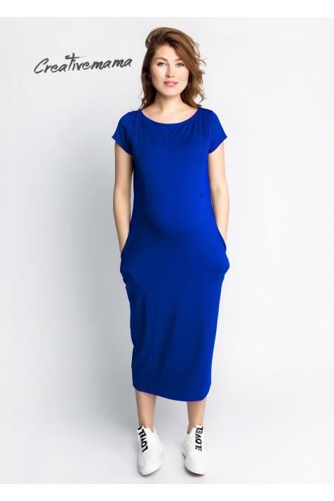 Платье для беременных и кормящих Creative Mama Мayorka