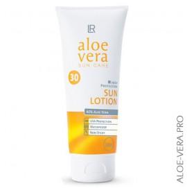 Солнцезащитный лосьон LR Aloe Vera Sun арт. 3730 SPF 30