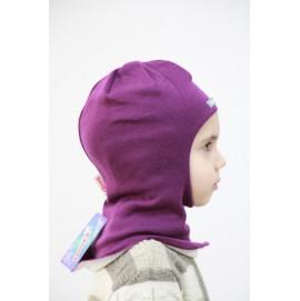 Демисезонный шлем Beezy арт. 1511 лиловый