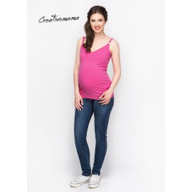 Топ для беременных и кормящих Creative Mama Malina
