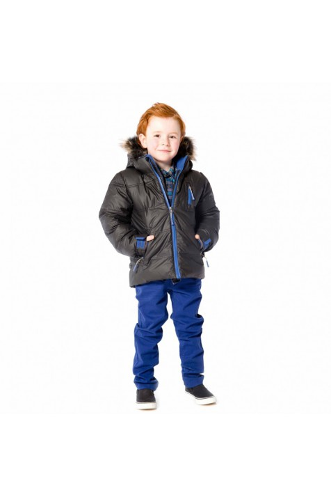 Детская куртка для мальчика Deux par deux, арт. P 520/999