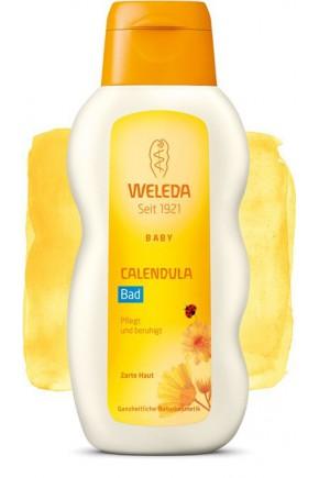 Средство для купания младенцев Weleda Календула 200 мл