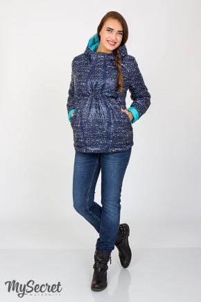 Демисезонная куртка для беременных Юла Mama Floyd арт. OW-37.012
