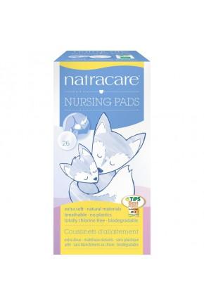 Прокладки натуральные для груди Natracare 26 шт