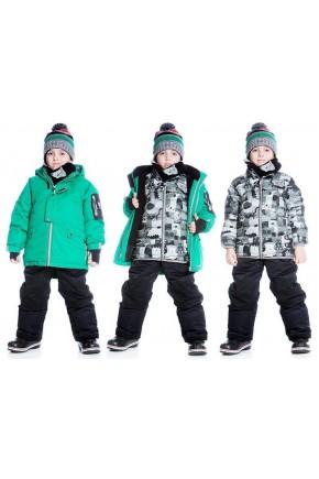 Зимний комплект Deux par Deux R827/999 для мальчиков