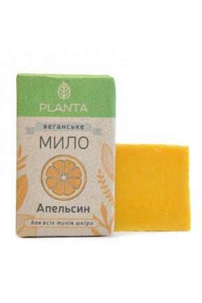 Мыло Planta Апельсин 100 гр.