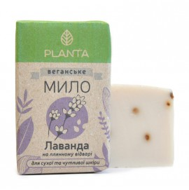 Мыло Planta Лаванда льняное 100 гр