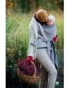 Тканный слинг шарф Fuchsia Agate