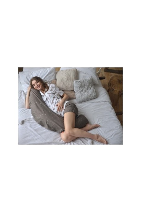 Подушка для беременных и кормящих Мамин Дом Релакс