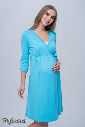 Халат для беременных и кормящих Юла Мама Sinty NW-4.3.3