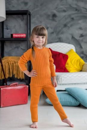 Джемпер для дівчинки дитячий з 100% вовни merino Софія™