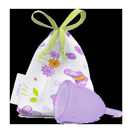 Менструальная чаша Touch of Lavender