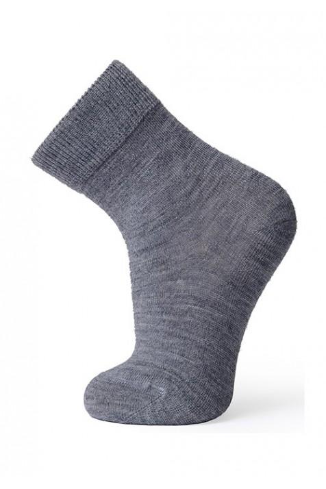 Детские тонкие шерстяные носки Norveg Merino Wool