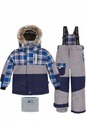 Зимний комплект для мальчика Deux par Deux S818/198