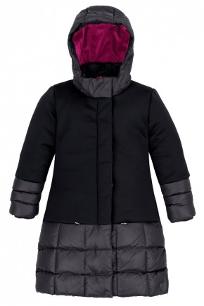 Пальто зимнее для девочки Deux par Deux PW59-E/999