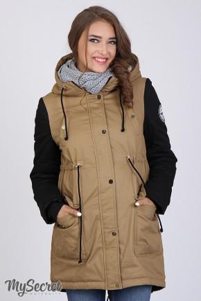 Пальто для вагітних Юла Мама Kristin OW-47.031 двостороннє