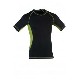 Мужская футболка спортивная Engel из шерсти и шелка разные цвета