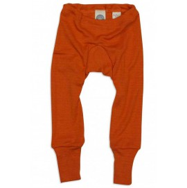 Штанишки шерсть/шелк, оранжевый, Cosilana