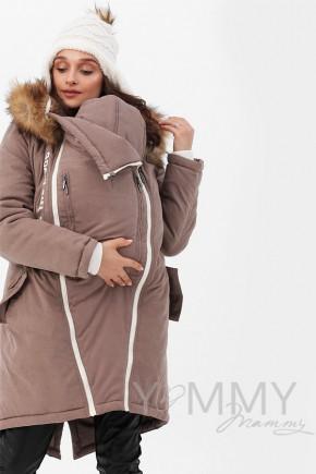 Слінгокуртка-парка 3в1 для вагітних та слінгоносіння Y@mmy Mammy різні кольори