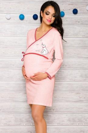 Ночная рубашка для беременных и кормящих Taro Asia