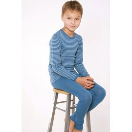 Детские термолеггинсы Hocosa из 100% шерсти мериноса разные цвета