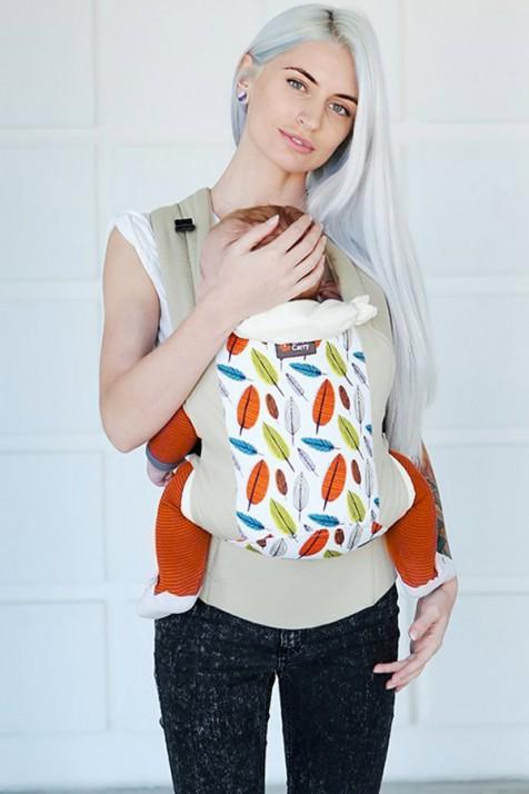 Эрго рюкзак Love & Carry DLIGHT— Листья