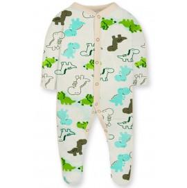 Комбинезон для новорожденных + шапочка Софія™ динозавры