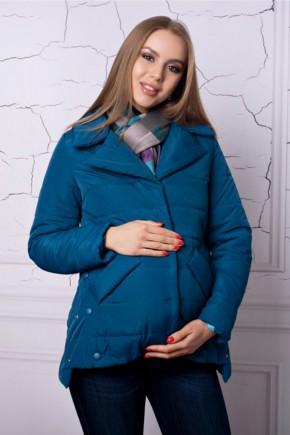 Демисезонная куртка для беременных Lullababe прованс нэви